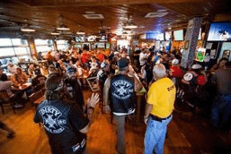 2nd annual Dare County Motorcycle Toy Run