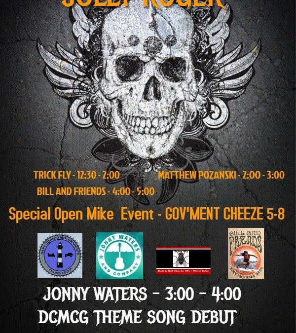 Rocking the Roger LIVE – 4th Annual OBX Toy Run